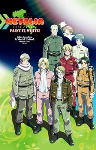 Hetalia Axis Powers: Paint it, White! (Dub)