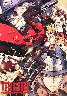 Trigun – Badlands Rumble (Dub)