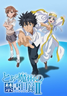 A Certain Magical Index II (Dub)
