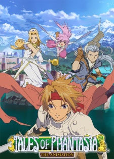 Tales of Phantasia (Dub)