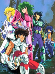Saint Seiya: Knights of the Zodiac (Sub)