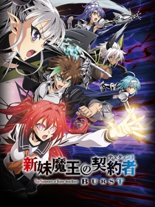 The Testament of Sister New Devil: Burst (Sub)