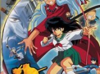 InuYasha the Movie 4- Fire on the Mystic Island (Dub)