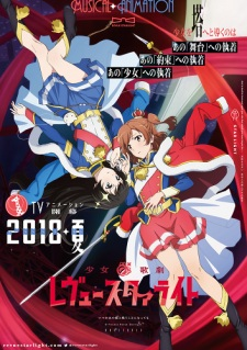 Shoujo☆Kageki Revue Starlight (Dub)