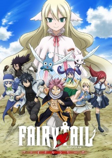 Fairy Tail Final Series (Dub)