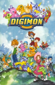 Digimon Adventure (Sub)