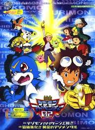 Digimon Movie 3: Digimon Hurricane Touchdown (Sub)