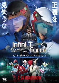 Gekijouban Infini-T Force (Sub)