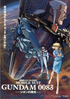 Mobile Suit Gundam 0083: The Fading Light of Zeon Sub