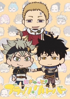 Mugyutto! Black Clover (Sub)
