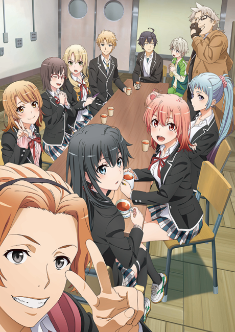YAHARI ORE NO SEISHUN LOVE COMEDY WA MACHIGATTEIRU. KAN Episode 5