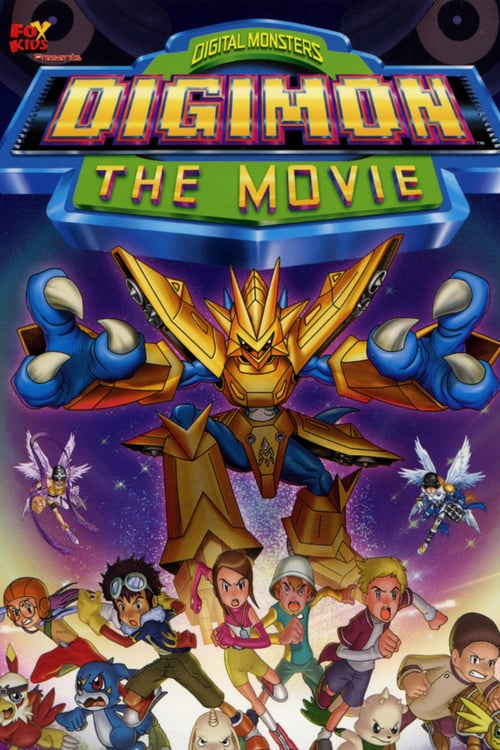 Digimon: The Movie Dub (2000)
