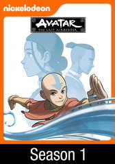 AVATAR: THE LAST AIRBENDER: BOOK 1 – WATER