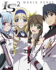 IS: INFINITE STRATOS 2 – WORLD PURGE-HEN (DUB)